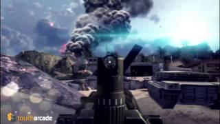 Modern Combat 4: Zero Hour Gameplay Preview