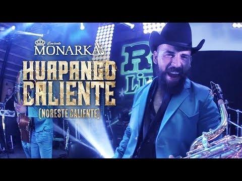 Conjunto Monarka - Huapango Caliente - Noreste Caliente (Video Oficial )