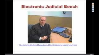 Class Three - Technology In The Courts - Jim McMillan