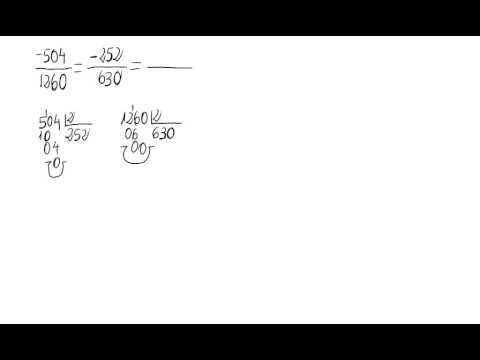 Vídeos Educativos.,Vídeos:Simplificar fracciones