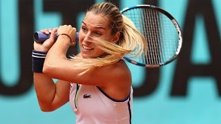 Tennis Highlights, Video - 2016 Mutua Madrid Open Quarterfinal | Dominika Cibulkova vs Sorana Cirstea | WTA Highlights