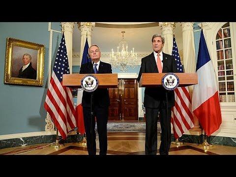 Τζον Κέρι: «Επιβεβλημένη η έρευνα για εγκλήματα πολέμου στη Συρία»