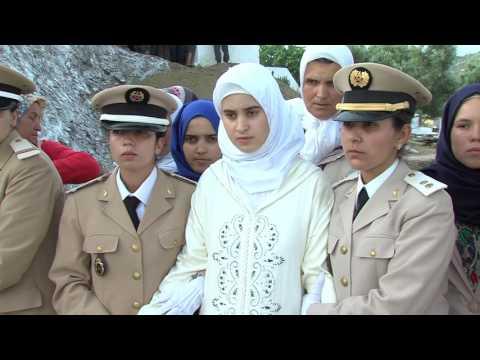 تشييع جنازة العريف أول عبد الجليل الزيتوني