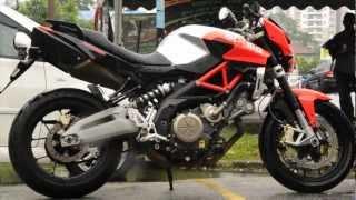 7. 2012 Aprilia Shiver 750 Test