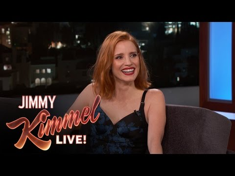 Jessica Chastain Nude Photos Leaked!