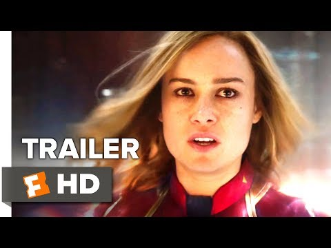 الإعلان التشويقي لـ Captain Marvel يقترب من مليون ونصف المليون مشاهدة