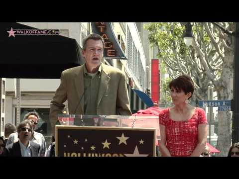 Patricia Heaton Walk of Fame Ceremony