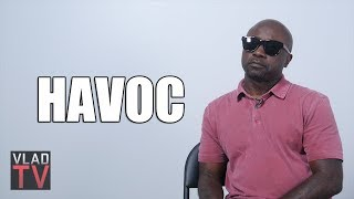 In this emotional clip, Havoc of Mobb Deep describes being with Prodigy in the days leading up to his death and reflects on their friendship over the years.