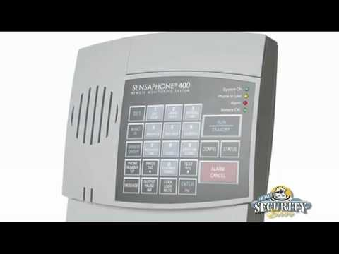 FGD0400 - Sensaphone 400 - Home Security Store