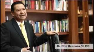 Profil Dr.Otto Hasibuan.SH.MM.