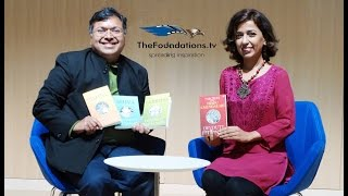 Devdatta Pattanaik on The Foundations TV