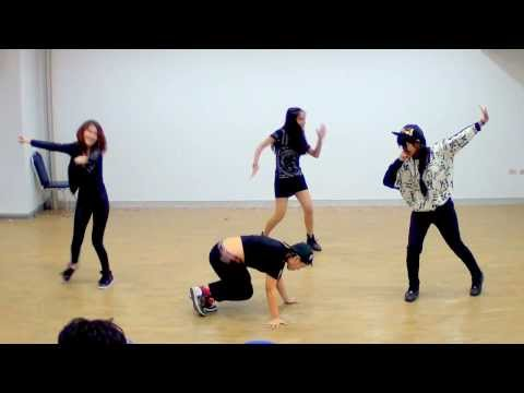 130922 Q-werty cover GLAM - I Like That (Debut Stage) @Hello! Korea by MBK & iTeen (Audition)