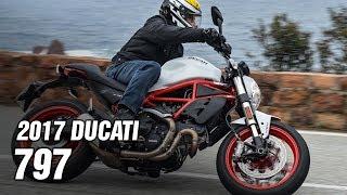 6. 2017 Ducati 797 Spec