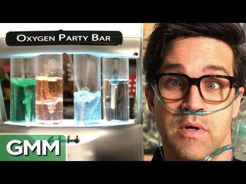 9 • E50___  _    Flavored Oxygen Taste Test