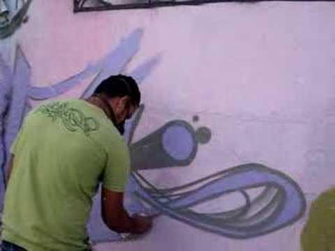 Irado grafitando em camaragibe.