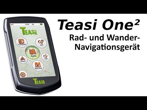 Teasi One² Rad & Wander Navi. Unboxing und Erfahrungsbericht.[Sponsored Post by Hallimash]