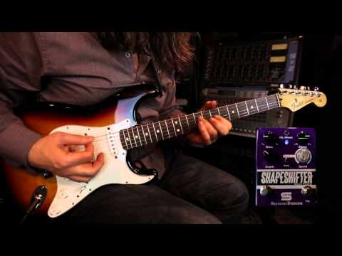 Guitar World: Shapeshifter Stereo Tremolo