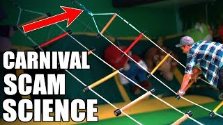 Video CARNIVAL SCAM SCIENCE- and how to win MP3, 3GP, MP4, WEBM, AVI, FLV Juli 2019