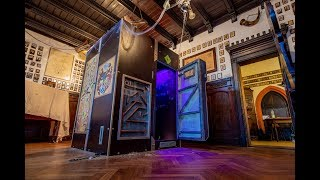 Red Bull Escape Room - by Adventurebox