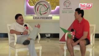 Desde Cancún, la entrevista con José Vázquez en TVCDTotal
