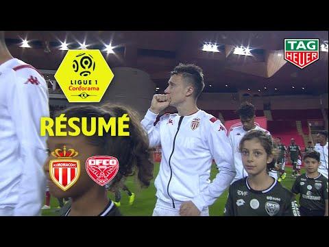 FC AS Monaco Monte Carlo 1-0 DFCO Dijon Football C...