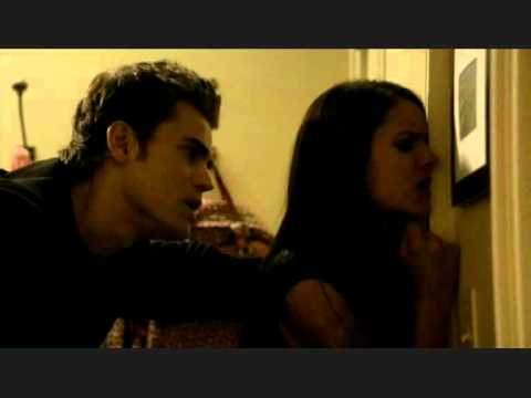 Elena finds out Stefan is a vampire [FULL SCENE] (S1E6)