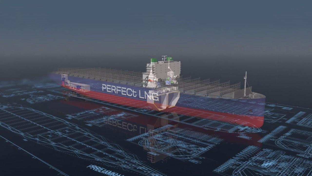 DNVGL Perfect ship