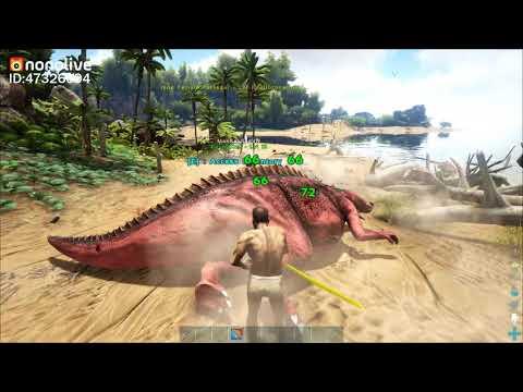 ARK: Foreworld Myth #1 - Cùng Lập Team Bắt Khủng Long Solo ^^ - Thời lượng: 1 giờ, 13 phút.