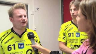 Känndismatch med Henke Larsson m fl