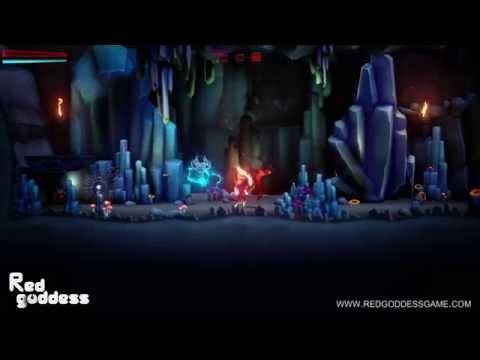 Red Goddess Wii U