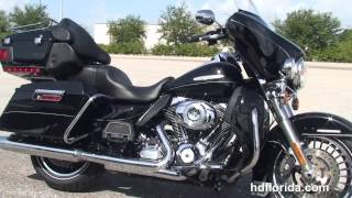 7. Used 2012 Harley Davidson Electra Glide Ultra Limited Motorcycles for sale