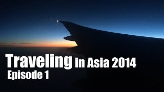 Suab Hmong TRAVEL in ASIA 2014 Episode 1 - Traveling from USA to Seoul, Korean and Bangkok, Thailand