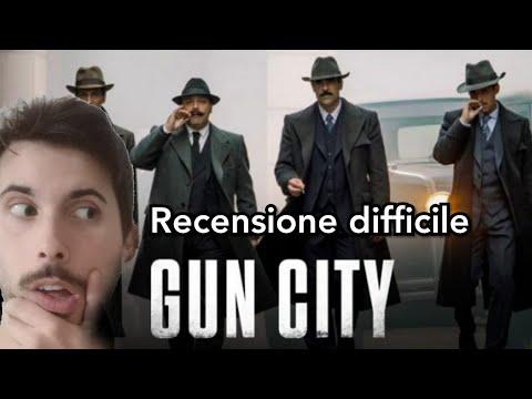 Recensione - Gun city - Film Netflix Spagnolo - No spoiler - Analisi e dettagli