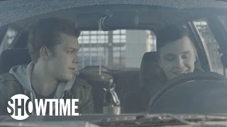 Ian (Cameron Monaghan) and Mickey (Noel Fisher) steal a car while on the run together. Starring William H. Macy and Emmy Rossum.Subscribe now to the Shameless YouTube channel: http://goo.gl/vx4BKUDon't have SHOWTIME? Order now: http://s.sho.com/1HbTNpQWatch on SHOWTIME Anytime: http://s.sho.com/SHOAnyShamelessGet Shameless merchandise now: http://sho.com/store_yt_shamelessGet more Shameless:Follow: http://www.twitter.com/sho_shameless Like: https://www.facebook.com/ShamelessOnShowtimeShop: http://s.sho.com/shopshamelessWebsite: http://www.sho.com/shameless In Season 7 of Shameless the Gallaghers (William H. Macy, Emmy Rossum, Jeremy Allen White, Cameron Monaghan, Emma Kenney, Ethan Cutkosky) are ready for another sizzling summer on the South Side of Chicago.