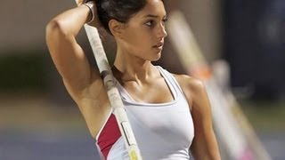 Allison Stokke has earned an unexpected and unwelcome fame thanks to a single photo