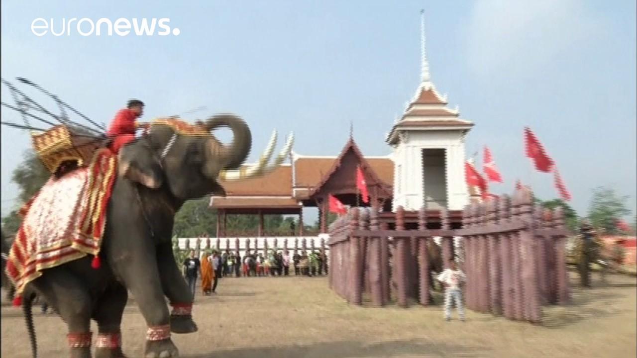 Ταϊλάνδη: Εθνική ημέρα ελέφαντα – Thailand: Elephant Day