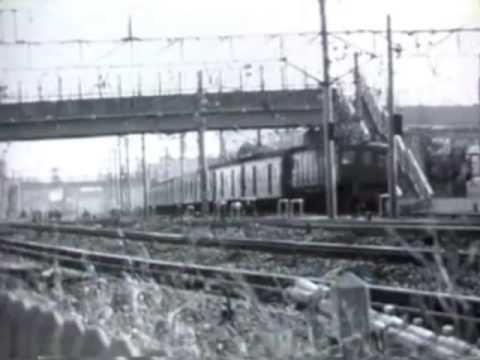 EF56/EF58 急行荷物列車33レ