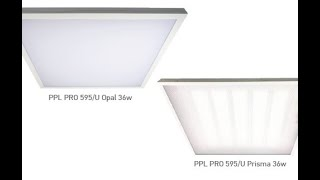 LED панель армстронг 600х600