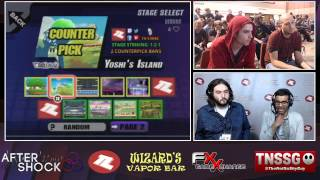 Aftershock PM – Westballz (Fox, Falco) vs Ripple (DDD) in case any of you missed it. Definitely a must watch!