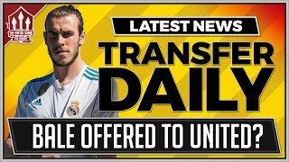 Gareth Bale to Manchester United could happen if Kylian Mbappe signs for Real Madrid this summer. Get the latest Manchester ...