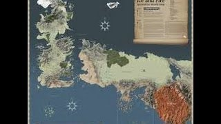 Several High Quality Images of Essos i.e. the Game of Thrones world. World of Ice and Fire The Known World Westeros Beyond the Wall The North The South ...