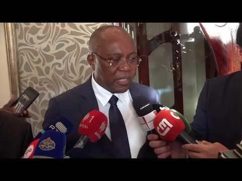 Empresários portugueses apostam no desenvolvimento de Angola