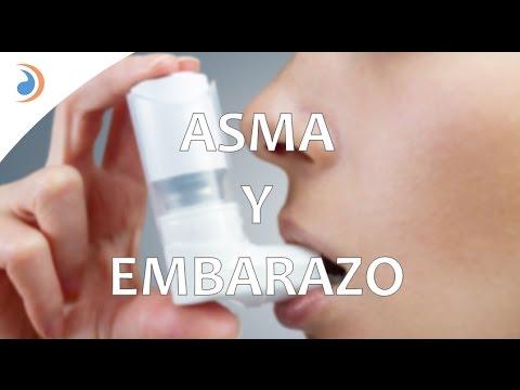 Asma durante el embarazo