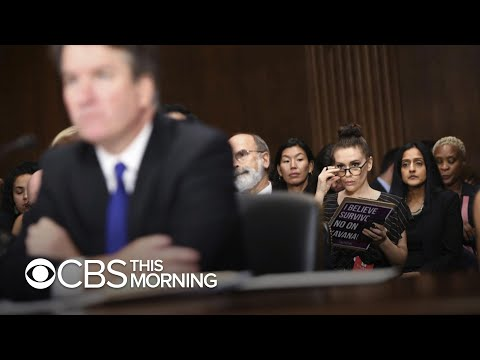 Alyssa Milano on Me Too's impact on Kavanaugh hearing