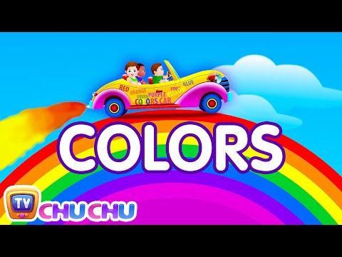 color - Here comes a New, Fresh and a Beautiful Colors song for your kids.