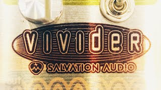 Video Salvation Blues (Salvation Audio VIVIDER demo by Dan of Mean Mes