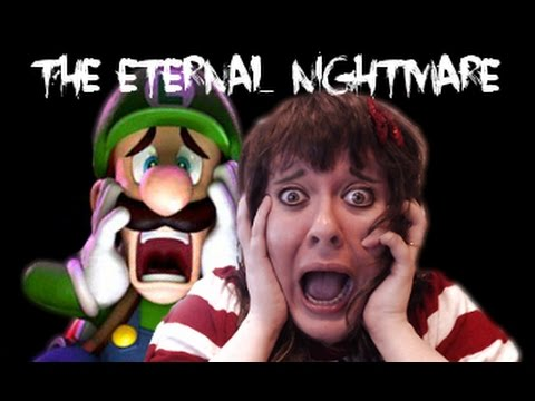 Zenshii in: Luigi Game.EXE - The Eternal Nightmare