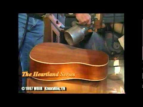 John Arnold Guitar Building Documentary - The Heartland Series