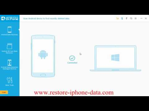 How to Backup and Restore Android Data on Computer