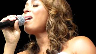 Tamia, Spend My Life With You, Central Park Summerstage, NYC 8-21-10